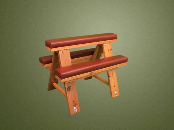 Bench diy spanking