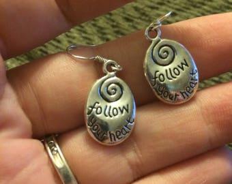 Follow Your Heart Earrings