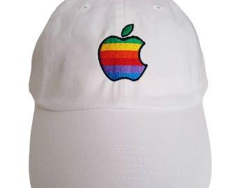 Retro Apple Hat
