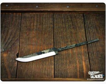Handmade knife blade - model NS07