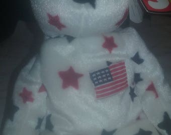 Glory Beanie Baby mint condition