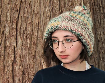 Cozy Chunky Acrylic Hat