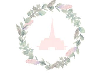 LDS Preston Temple