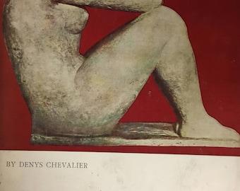 Art Book MAILLOL Author Denys Chevalier Publish 1970
