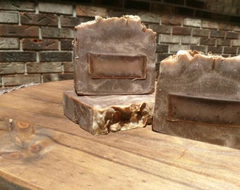 Handmade Soap - Coffee Break - Milk Soap - Great gift for men or women - Birthdays or Christmas