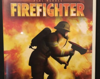 Firefighter wii game wii games