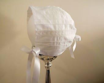 Lightweight Summer baby bonnet