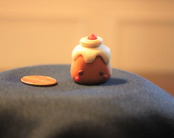 Pudding (Polymer Clay Sculpture)