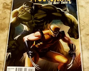 Wolverine the best there is #1 Comic