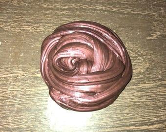 Pinkish metallic slime