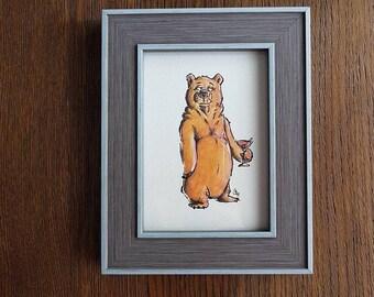 Boozy Bear