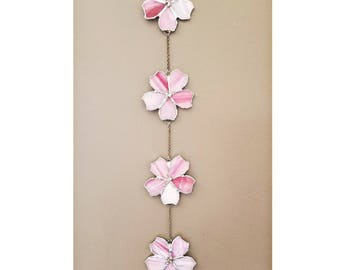 Cherry blossom wall hanging, Sun Catcher