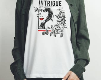 Intrigue Fashion T-Shirt (Limited Edition)