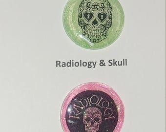 Custom Resin X-Ray Marker