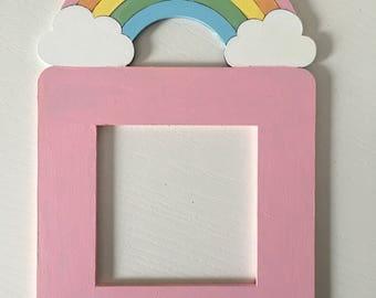 Rainbow Light Switch Surround Frame