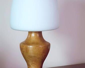 Oak night lamp Rödek