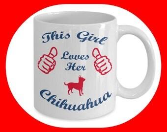Chihuahua Mug - Chihuahua Gift - Chihuahua dog - Chihuahua Lover - Chihuahua Funny Gift