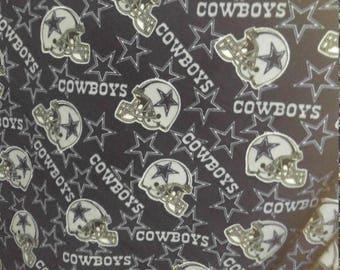 Super snuggler cowboys team print