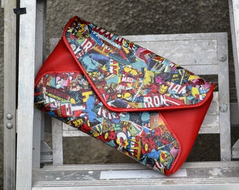 Marvel Mix Comic Envelope Bag