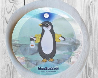 Piddle the Penguin- Wee Buddies- Toilet Training Targets