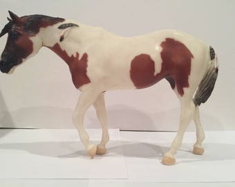 Savanna Dial Bay Paint Indian Horse Limited Edition 2004 Pinto Indian Pony