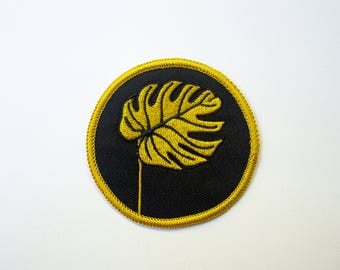 Monstera Patch - Nature Patch