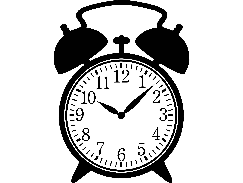 alarm retro clock time reloj watch hour circle speed