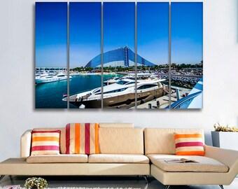 UAE Dubai Art United Arab Emirates Dubai Wall Art Dubai Canvas Art Dubai Wall Decor Dubai Home Decor Dubai Skyline Dubai Print Dubai Photo