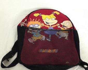 Vintage rugrats backpack