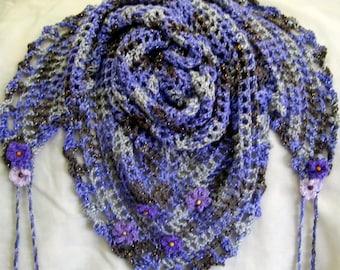 Crochet Road Trip Scarf