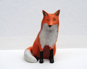 3D Printed Fox