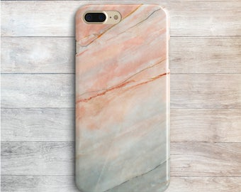 Rose Marble Case iPhone 8 Plus Case iPhone X Case iPhone 7 Plus Case White Marble iPhone 6 Case Stone iPhone 8 SE Case Marble Samsung S6 S7