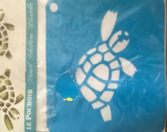294) turtles pattern stencils Board