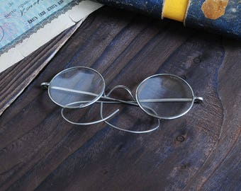 Vintage spectacles Antique eyeglasses