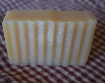 Cranberry Fig Goat Milk Soap