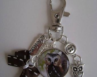 """""""OWL"""" keychain"""