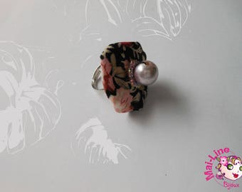 THIS RING ARE FABRIC - 9 ROSE COLLECTION 07