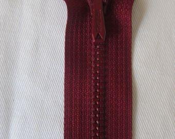 Zip up John's 18 cm Red