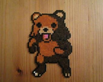Pixel Art/beading - {pet} - Pedobear