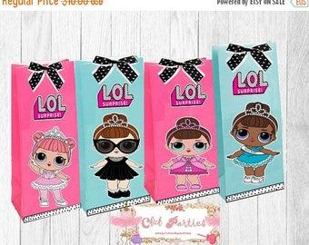 SALE 15% Lol Surprise bags stickers, lol bags, lol surprise diy bags