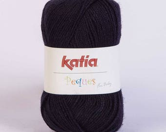 Easter from Katia 84910 dark blue color wool