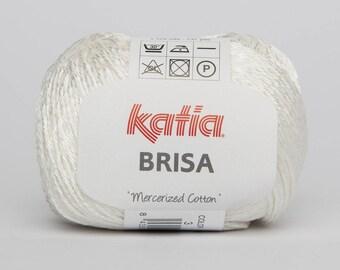 Katia cotton - Broke collar ecru 03-60% cotton, 40% Viscose