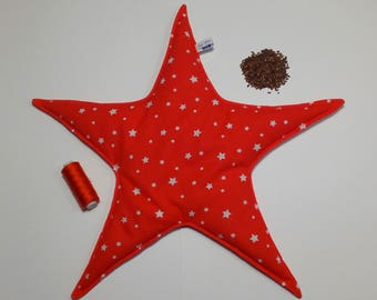 Heating pad flaxseed Red Star