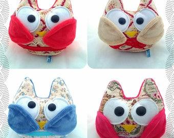 Custom Owlet Plush