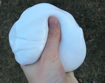 Coconut cream (scented) slime