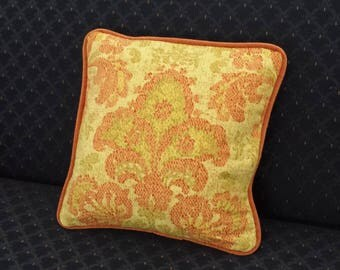 Floral Accent Pillow Cover
