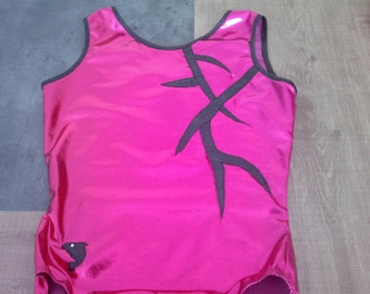 available in adult sizes gymnastics Leotard