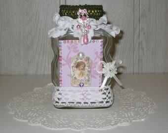 vase style romantic vintage