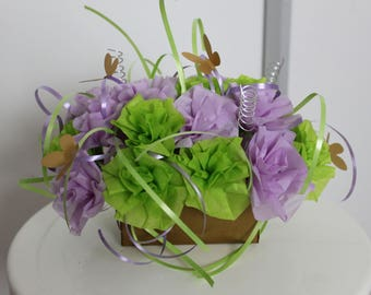 Wedding flowers decoration centerpiece