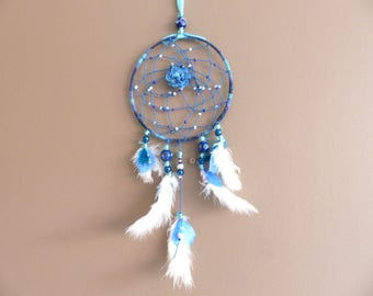 Dream catcher blue sky